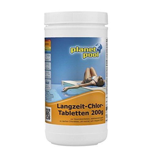 Planet Pool Langzeit-Chlor-Tabletten 200 g 1 kg