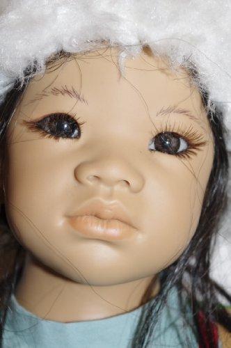 Puppenkind Kima von Annette Himstedt
