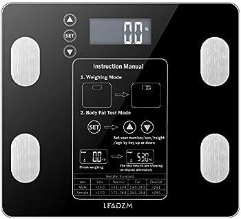 Lovinland 180kg/100g Digital Body Fat Scale Health Analyser