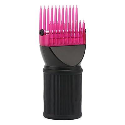 Secador de cabello peine