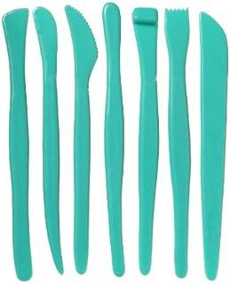 Darice Plastic Clay Tool 7 Piece Set