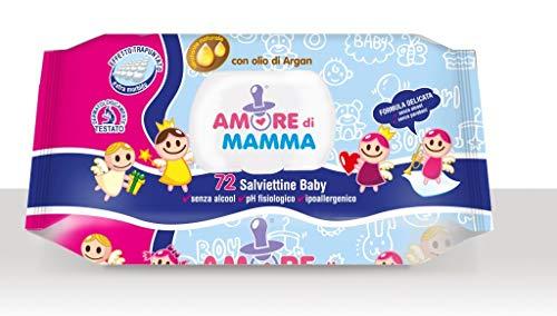 Amor de mamá Salv Baby 72 unidades