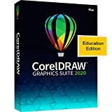 CorelDRAW Graphics Suite 2020   Graphic Design, Photo, and Vector Illustration Software   Education Edition [Mac Key Card] [Old Version]