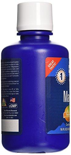 Trace Minerals Research Liquid Magnesium 300 Mg, 16 Fl oz