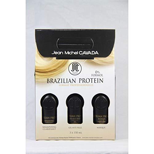 BRAZILIEN PROTEIN KIT 150 ML X 3