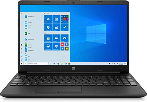 HP 15-dw3254ng (15,6 Zoll / FHD) Laptop (Intel Core i5-1135G7, 8GB DDR4 RAM, 512GB SSD, Intel Iris Xe Grafik, Windows 10) schwarz