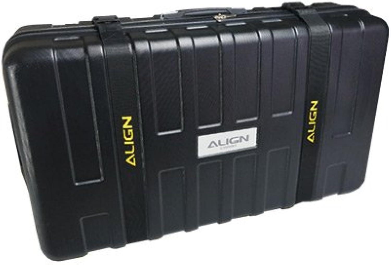 ALIGN M690003XXT Briefcase Classic Case für Ausrüstung (Briefcase Classic Case, Schwarz, M480L M690L, 942 mm, 255 mm, 552 mm)