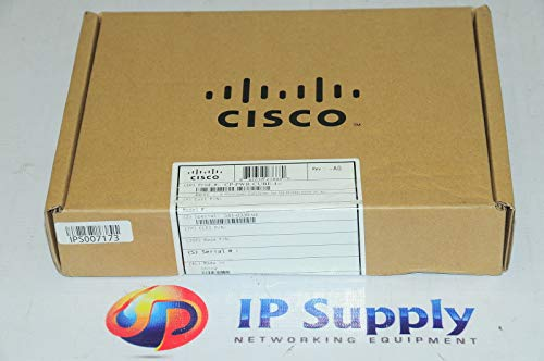 CP-PWR-CUBE-4= Cisco IP Phone Power Ac Adapter For 8900/9900 Series. New Retail Factory Sealed.