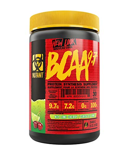 BCAA 9.7 Protein Synthesis Supplement, Key Lime Cherry