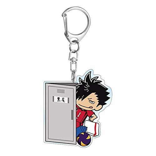 Ailin Online Haikyuuu!! Anime Collection llavero Cosplay...
