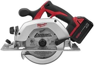 Milwaukee 2630-22 18-Volt 6-1/2-Inch Circular Saw Kit