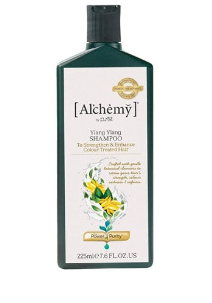 誰でも固める飼い慣らす【Al'chemy(alchemy)】アルケミー イランイランシャンプー(Ylang Ylang Colour Care Shampoo)(カラーした髪用)225ml