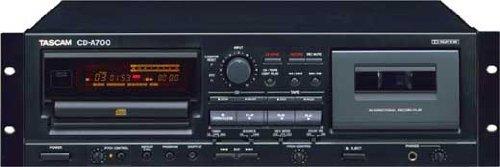Tascam CDA700 CD Player & Cassette Recorder