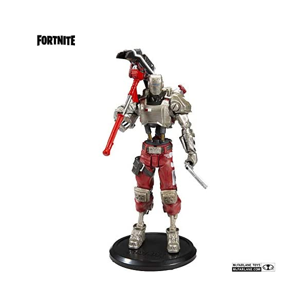 Figurine - Fortnite - A.I.M Action Figure - 18 cm [Importación francesa] 1