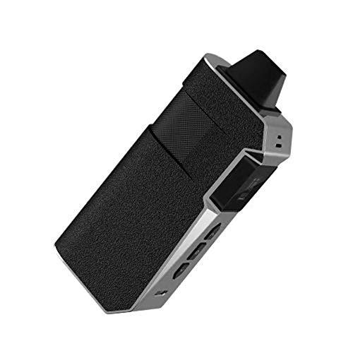 加熱式タバコ ヴェポライザー 葉タバコ専用 温度調節可 タバコ代1/5 液晶表示 2000mAh電池 スターターキット 電子タバコ DOUBLEZ