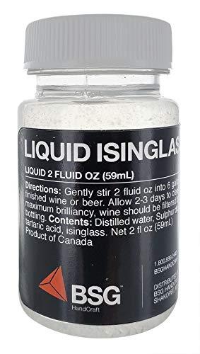 Liquid Isinglass, 2 oz.