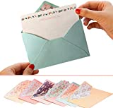 SCStyle 32 Cute Lovely Kawaii Special Design Writing Stationery Paper+16 Envelope 3.45 x5.4 Inch -(Flower)