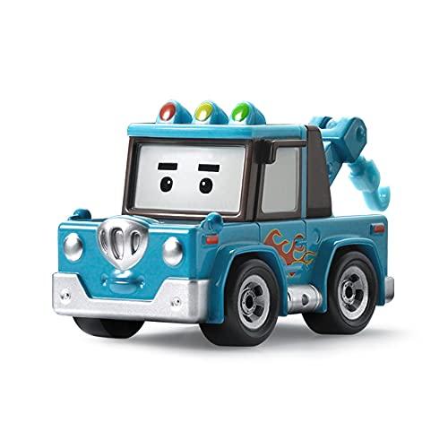 Robocar Poli - Jouet d'animation pour TV - Spooki / pooky (bière) SL83166 Bleu