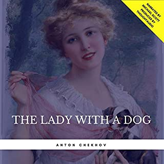 The Lady with a Dog audiobook cover art