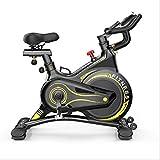 Bicicleta de Spinning Equipo de la Aptitud magnética Control Mute Inteligente Antideslizante Asiento Ajustable con Ventosa teléfono móvil Titular de Soporte de Peso Fortalecimiento de Interior casero