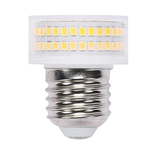QIROG G9 E14 E27 LED 9W Luz de champiñones No Flash 2835 220V / 110V Ceramic Light-E27 blanco cálido_2
