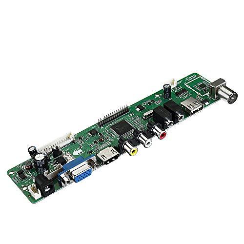 Condensadores Placa Madre Placa TV del Controlador del Controlador de TV LCD Universal RR8503.03D