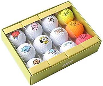 BTS Max 54% OFF Max 81% OFF Official Goods Baby Dozen Golf Ball Matte