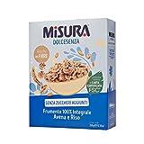 Misura Cereali Integrali Fiocchi di Frumento Dolcesenza | Senza Zuccheri Aggiunti | Confezione da 350 gr