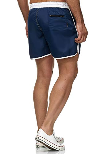 Kayhan Men Swimwear Sport, Navy L
