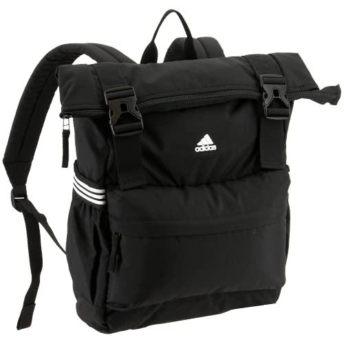 adidas YOLA 3 Sport-Rucksack für Damen, Damen, Rucksack, Yola 3 Sport Backpack, schwarz, Einheitsgröße