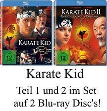 Karate Kid 1+2 [Blu-ray] im Set - Deutsche Originalware [2 Blu-rays]