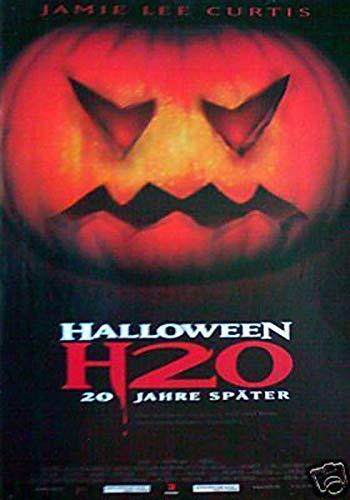 Halloween: H20 - Jamie Lee Curtis - Filmposter 120x80cm gerollt (1)