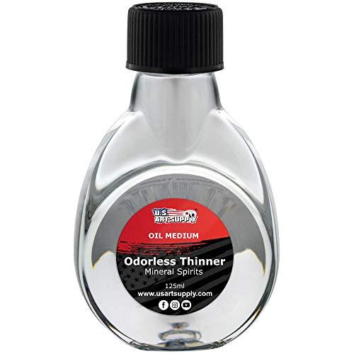 U.S. ART SUPPLY Odorless Mineral Spirits Thinner