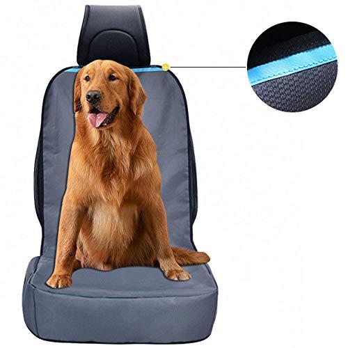Funda Asiento Coche Perro Individual Cielo Azul Transportin Perro Grande para Perros.Se...