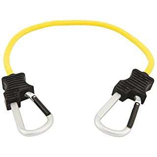 "Keeper 06152 24"" Super Duty Bungee Cord with Carabiner Hook (B000FCGUAM) 