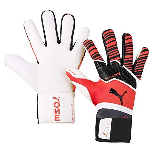 PUMA Sport Herren ONE Grip 1 Hybrid Pro TW-Handschuh Rot F01 041627 749603
