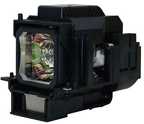 Supermait VT70LP 50025479 Lámpara Bulbo Bombilla de Repuesto para proyector con Carcasa Compatible con NEC VT37 VT47 VT570 VT575 VT37G VT47G VT570G VT575G Lampara Proyector