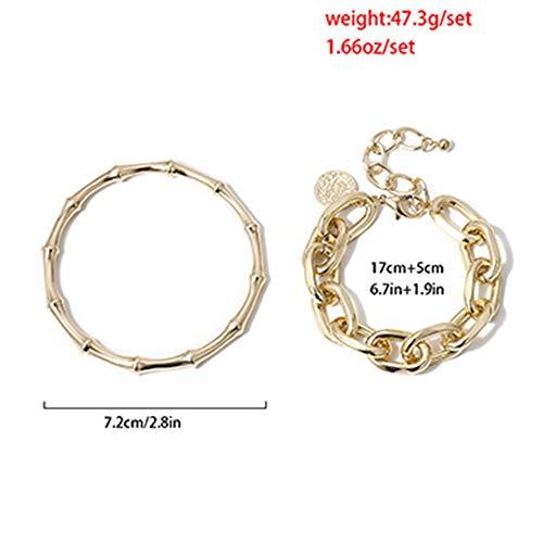 Chunky link bracelet _image1