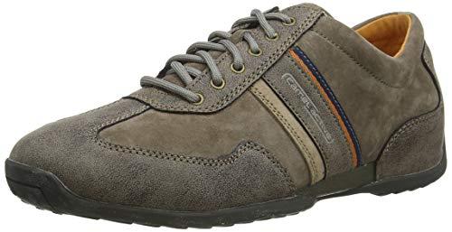 camel active Herren Space Sneaker, Braun (Peat 30), 42.5 EU