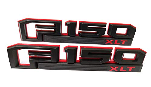 red and black f150 emblem - 8