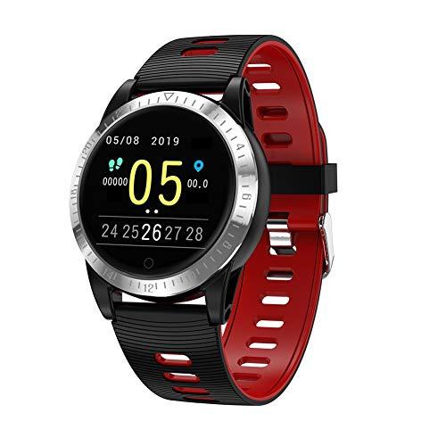 YZY 2019 Smart Watch Fitness Armband Tracker met hartslagmeter IP68 Waterdichte activiteitstracker met stappenteller voor vrouwen, mannen en kinderen