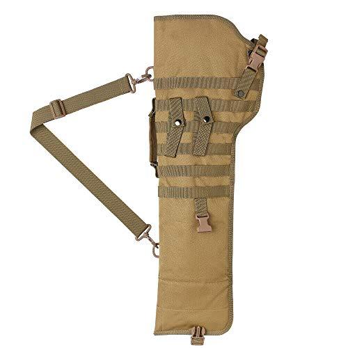Kylebooker Taktisches Gewehr-Futteral Militärholster für Sturmgewehr Jagd-Tasche