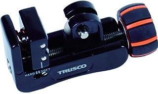 TRUSCO(トラスコ) ミニチューブカッター(自動送り機能付き)クロムメッキ刃 TTC-322C