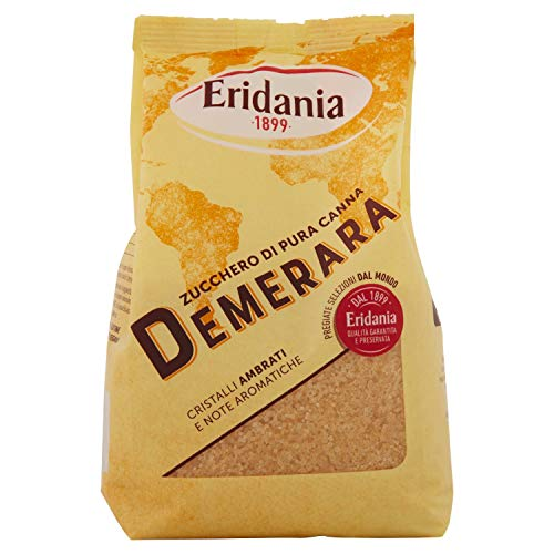 Eridania Zucchero Demerara, 500g