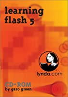 Learning Flash 5 1930727119 Book Cover