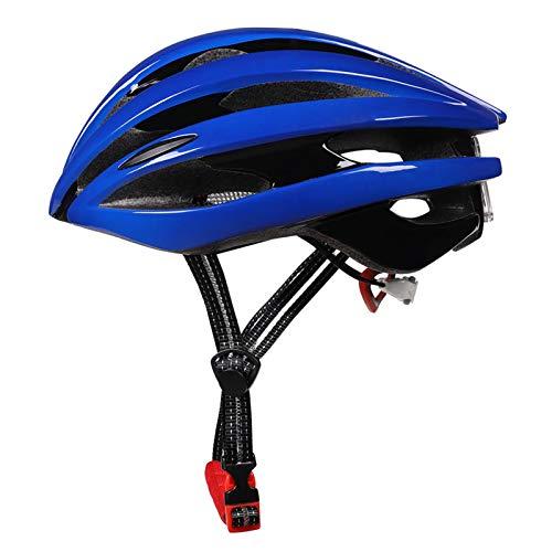 flouris Casco Bicicleta Ciclismo, Cascos Bicicleta Ligero para Adultos Cómodo Bicicleta Transpirable Casco Bicicleta Montaña Protección Seguridad CE CERTIFICADA - 18 Ventas con Tripa Ajustable