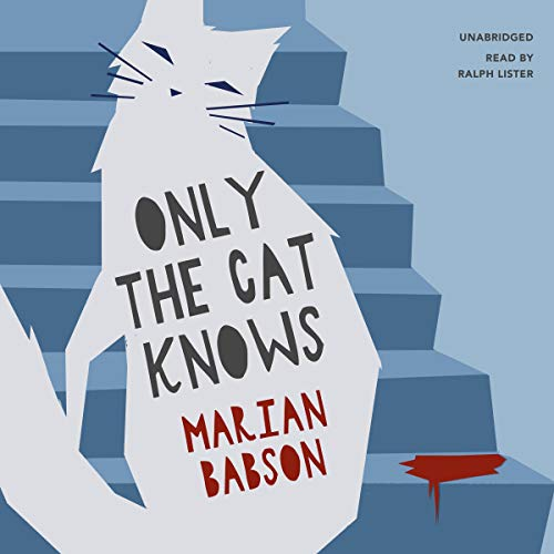 Couverture de Only the Cat Knows