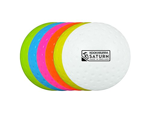Kookaburra Dimple Saturn Hockey Ball (Orange)