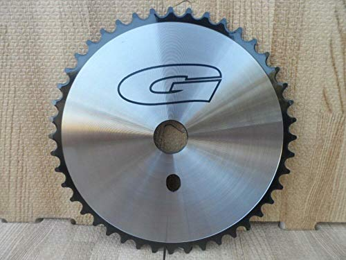 Sejahtera Group 44T - G Sprocket GT Type BMX Bicycle Chainring Cruiser, Compatible with MTB Lowrider -  Sepeda12&13EI_BA_086
