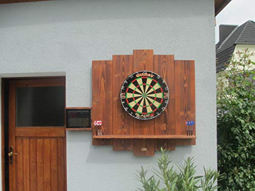 WDS Darts Sports Holz Surround, Outdoor